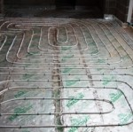 Central Heating - Underfloor heating